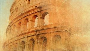 Koloseum we Włoszech, fot. Maugli