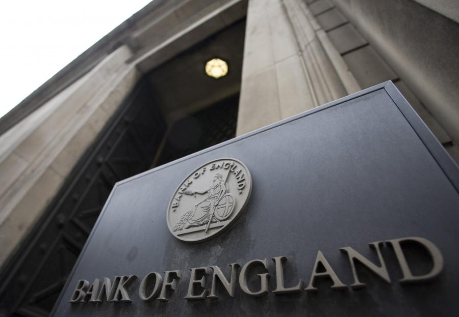 Bank of England. fot. Bloomberg