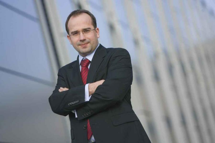 Krzysztof Chechłacz, prezes Euler Hermes Polska
