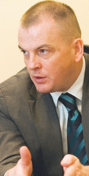 Robert Soszyński, prezes Przedsiębiorstwa Eksploatacji Rurociągów Naftowych Przyjaźń