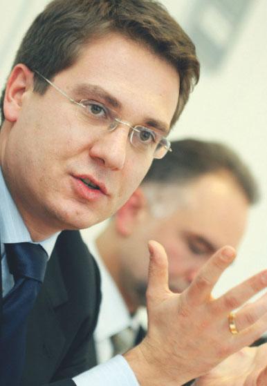 Marcin Kaszuba, ekspert Ernst & Young Fot. Marek Matusiak