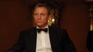 Daniel Craig w Casino Royale