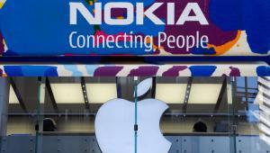 Nokia kontra Apple - kto zwycięży w walce o smartfonową palmę pierwszeństwa?