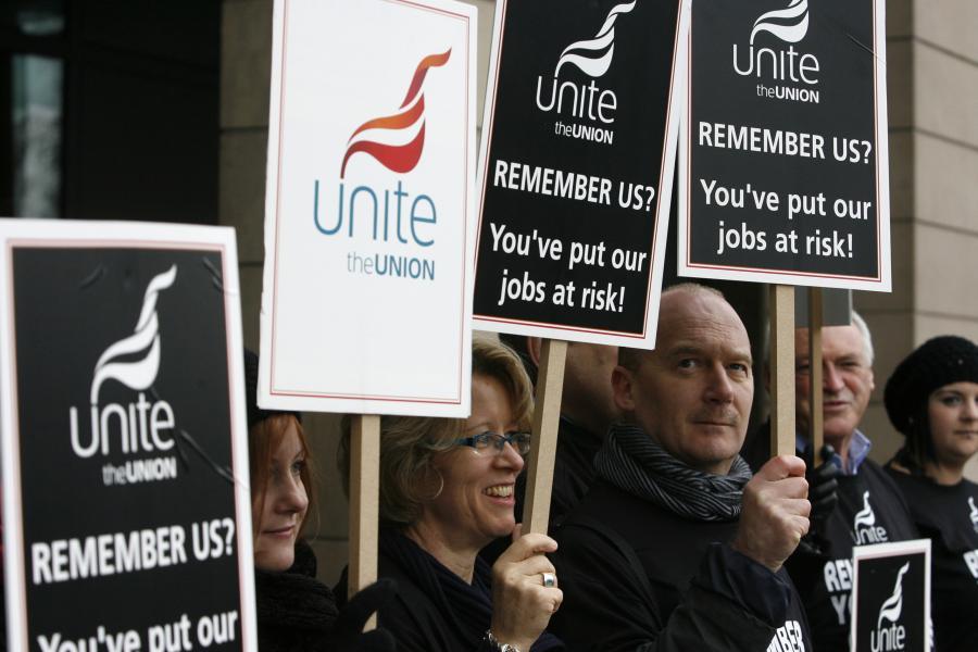 Protesty w Wielkiej Brytanii