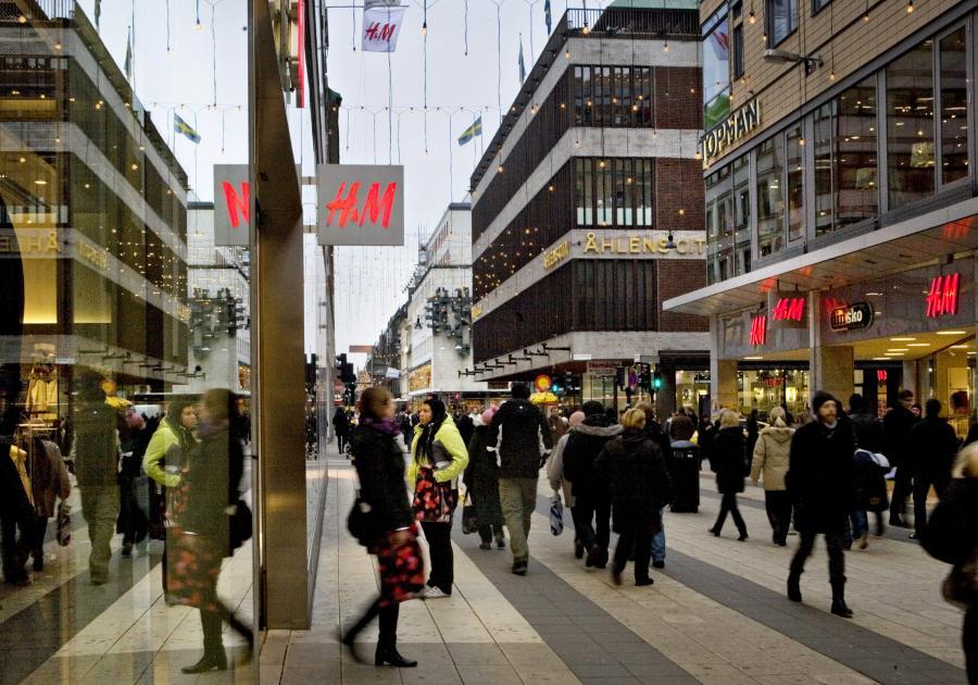 Polacy zatrzymani w centrum Sztokholmu