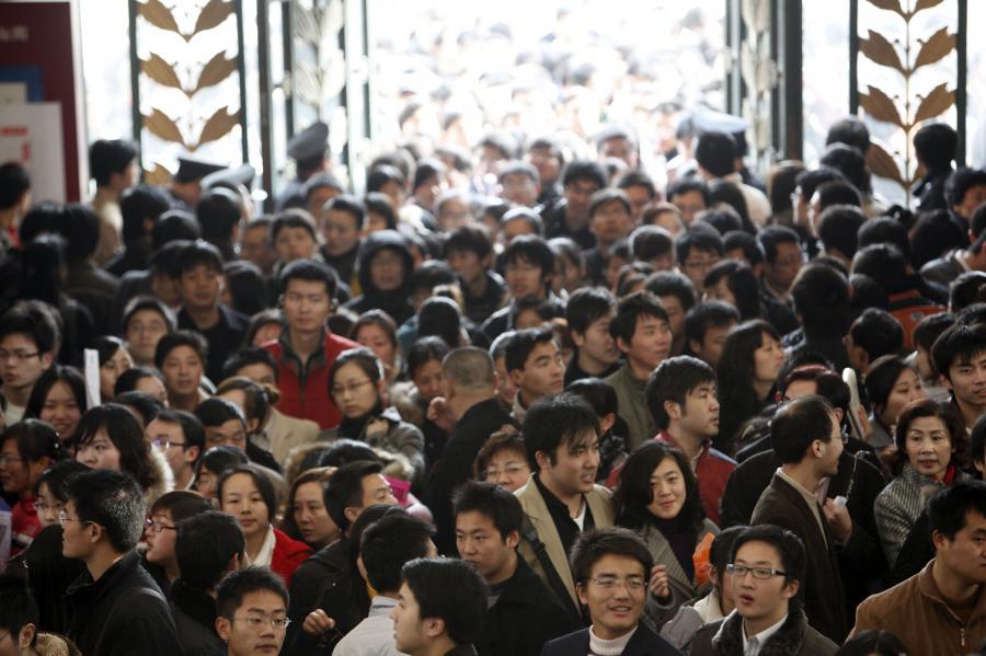 Władze chińskie liczą na to, że Chińczycy rzucą się do sklepów