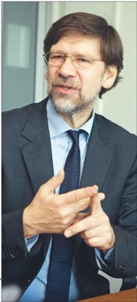 Jacek Santorski, psycholog biznesu Fot. Wojciech Górski