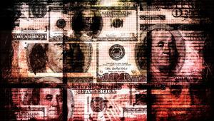 Korupcja, dolar