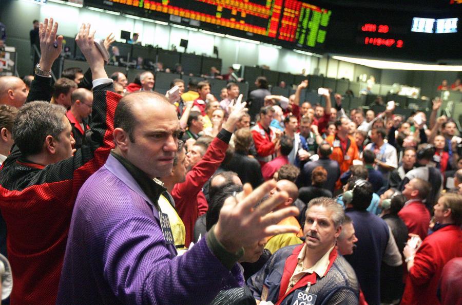 Amerykańscy inwestorzy nadal pesymistami. fot. Bloomberg