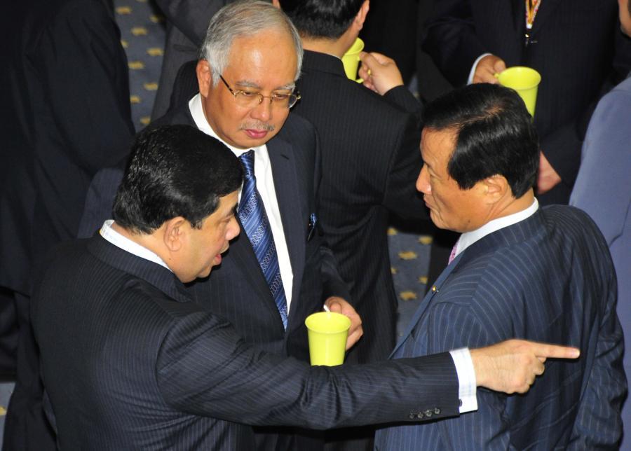 Spotkanie przywódców grupy ASEAN. Fot. Bloomberg