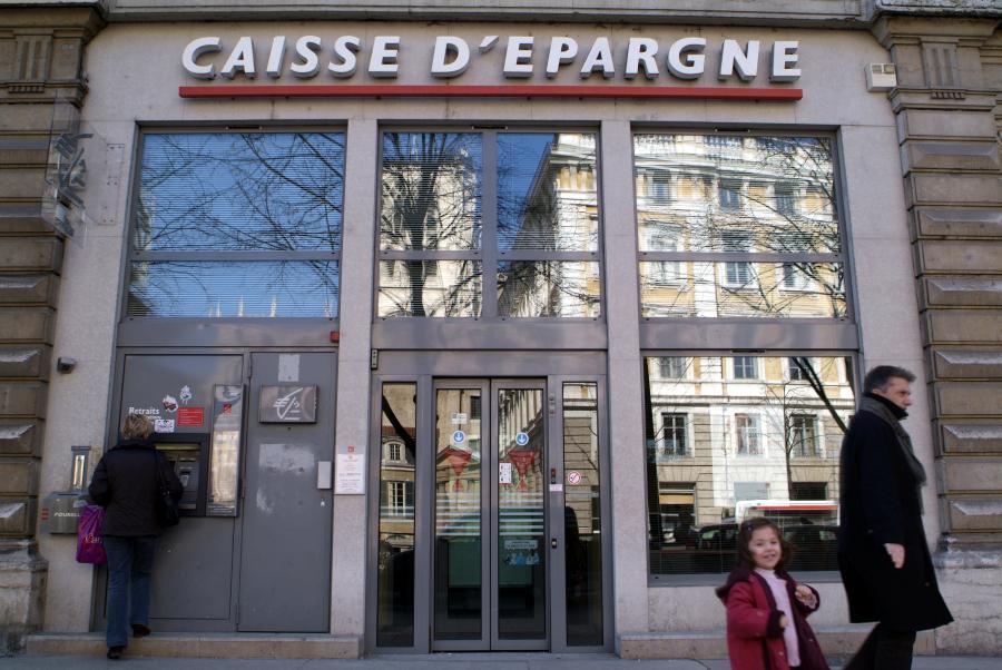 Perol stanie na czele nowej instytucji, która powstanie po fuzji dwóch banków: Caisse dEpargne i Banque Populaire. Fot. Bloomberg