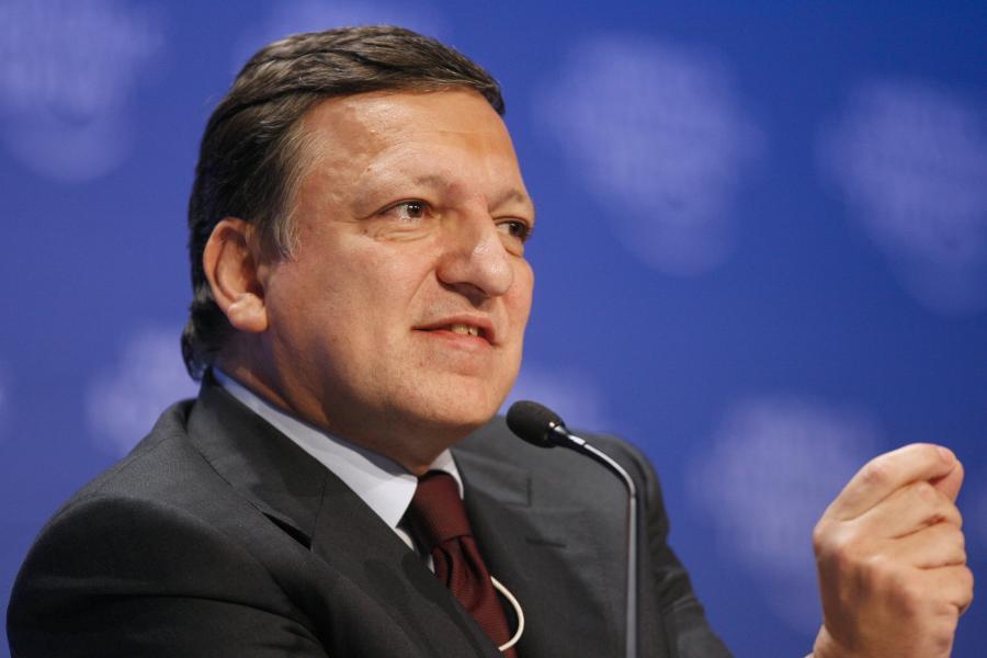 Jose Manuel Barroso, były przewodniczący Komisji Europejskiej