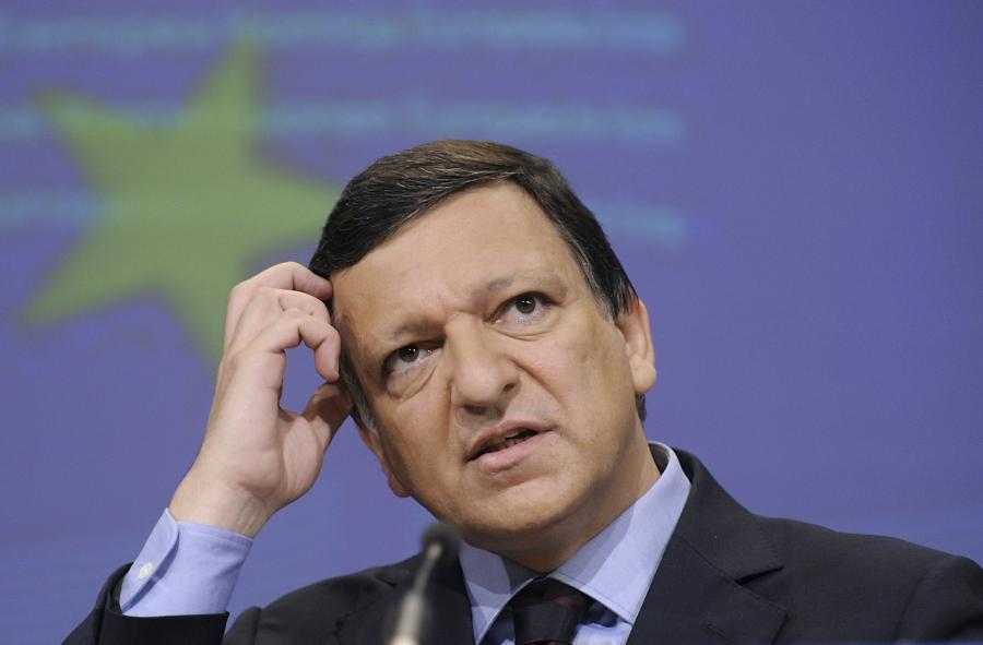 Jose Manuel Barroso, przewodniczący Komisji Europejskiej