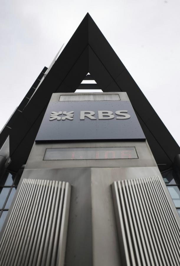 Royal Bank of Scotland z gwarancjami