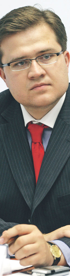 Michał Krupiński Fot. Wojciech Górski
