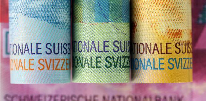 Frank szwajcarski