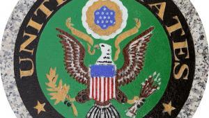 Symbol amerykańskiej armii Fot. Shutterstock