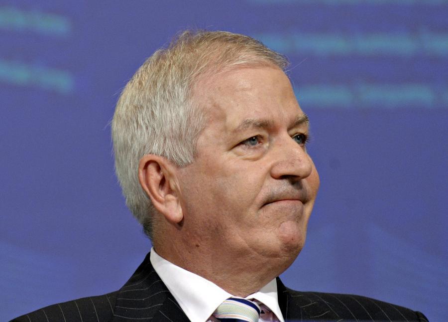Charlie McCreevy, unijny komisarz ds. rynku wewnętrznego