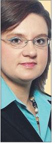 Katarzyna Bieńkowska, doradca podatkowy w Dewey & LeBoeuf
