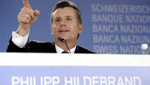 Philipp Hildebrand, szef szwajcarskiego banku centralnego