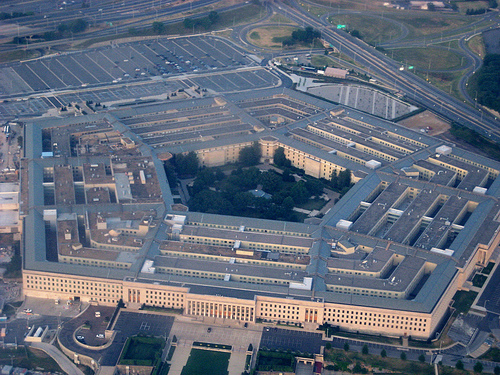 Pentagon. źródło Flickr, fot. gregwest98 (licencja Attribution 2.0 Generic (CC BY 2.0))
