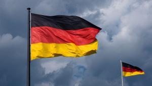 Flaga Niemiec Fot. Shutterstock