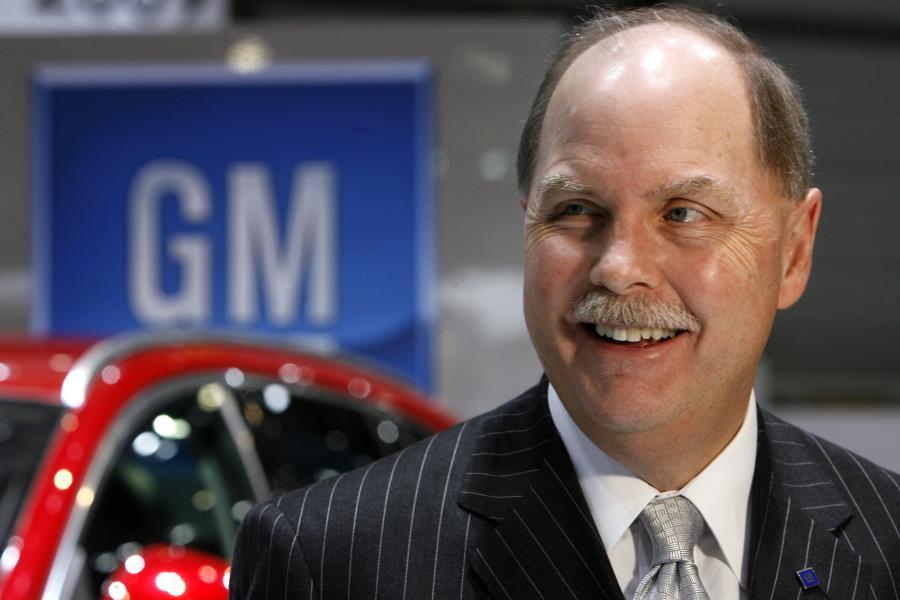 Fritz Henderson, szef General Motors obiecał pieniiądze dla Opla.