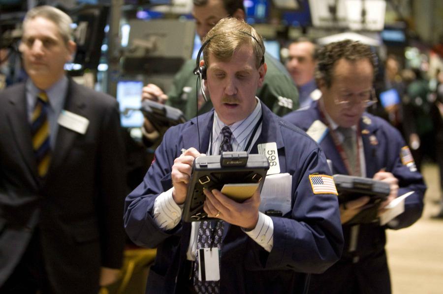 maklerzy na NYSE