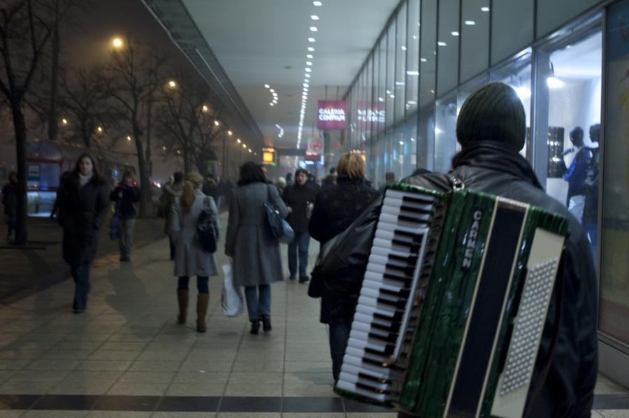 Ludzie. Foto: Radosław Cetra