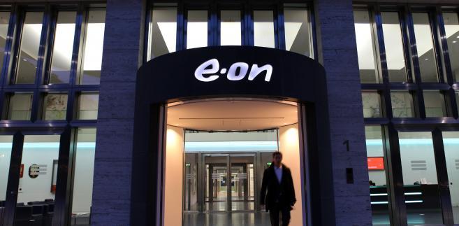 Główna siedziba koncernu E.ON w Dusseldorfie, w Niemczech.