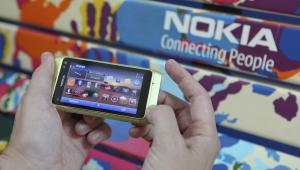 Nokia N8. Fot. Chris Ratcliffe/Bloomberg