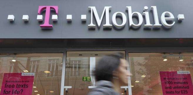 T-Mobile należący do Deutsche Telekom