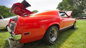 Ford Mustang, 2011 Beach Auto Show, Fot. littleny / Shutterstock.com