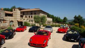 Najnowsze Ferrari 458 Spider wejdzie na rynek w 2012 roku