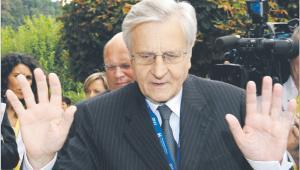 Szef EBC Jean-Claude Trichet twierdzi, że sytuacja we Włoszech jest kluczowa dla rynku Fot. EPA/PAP