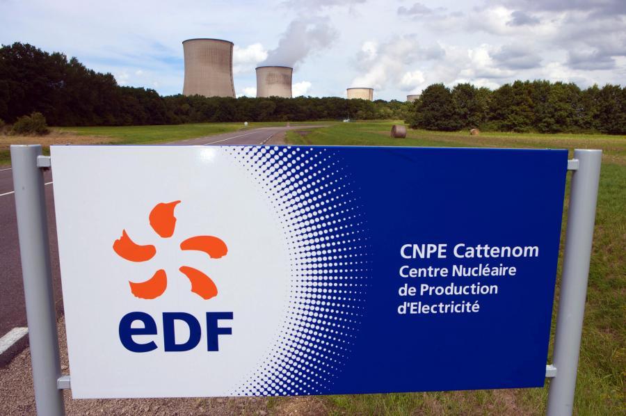 Electricite de France (EDF), francuski koncern energetyczny. Fot. Bloomberg