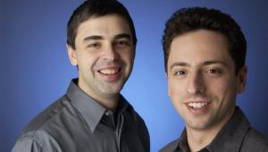 Larry Page i Sergey Brin