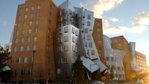 Stata Center na Massachusetts Institute of Technology. MIT zajął trzecie miejsce w rankingu uczelni wyższych QS World University Rankings