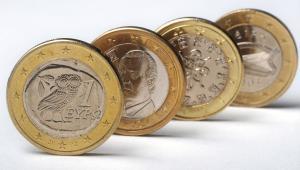 Monety euro z Grecji, Hiszpanii, Portugalii i Irlandii. Które z nich będą wciąż w obiegu za rok?