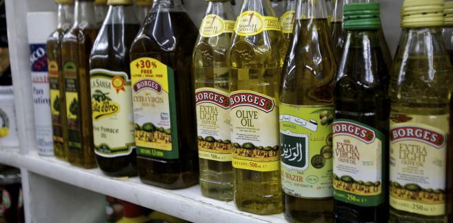 Oliwa z oliwek, fot. Asad Zaidi/Bloomberg