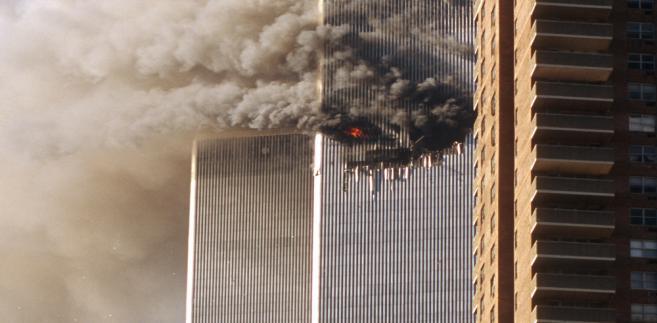 11 września 2001 r. atak terrorystyczny na Nowy Jork, fot. Ken Tannenbaum