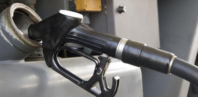 tankowanie stacja paliw TIR