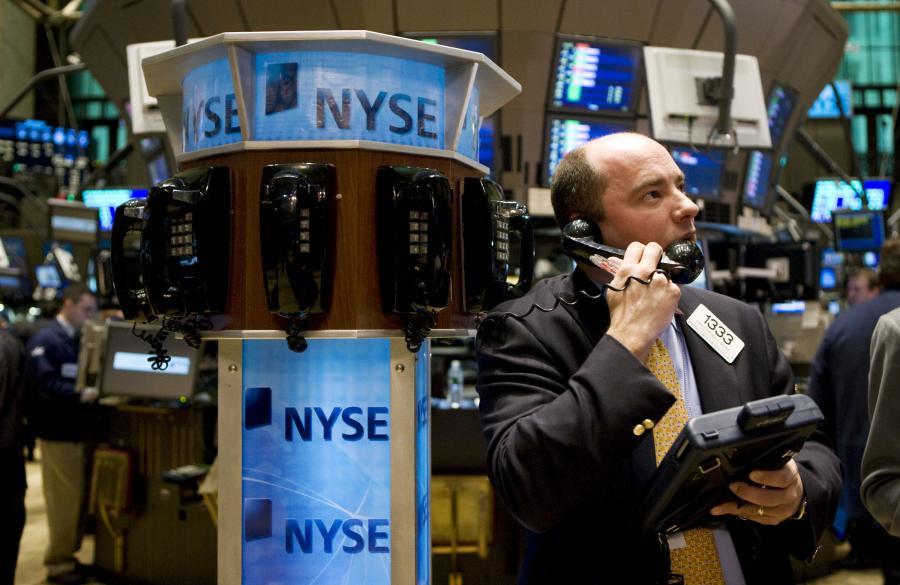 Indeksy na Wall Street w górę w wyniku plotek o obniżce stóp