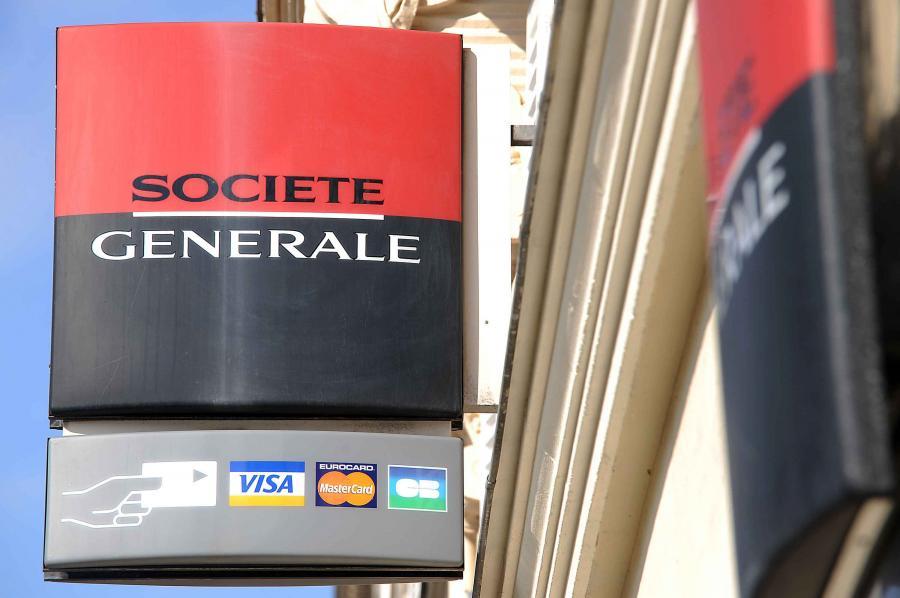 Societe Generale, logo