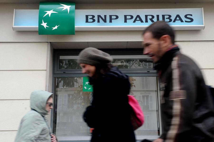 BNP Paribas, logo