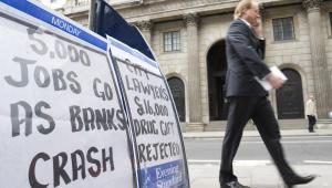 Wrzesień 2008 r., bankructwo banku Lehman Brothers