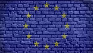 Flaga UE. Fot. Shutterstock