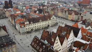Wrocław, fot. Adam Berry/Bloomberg News