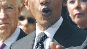 Republikanie zarzucają, że podatek to zagrywka Obamy pod wybory Fot. Bloomberg