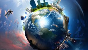 Ludzkość na Ziemi, fot. Sergej Khakimullin